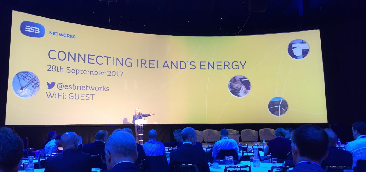 Connecting Ireland's Energy Conference